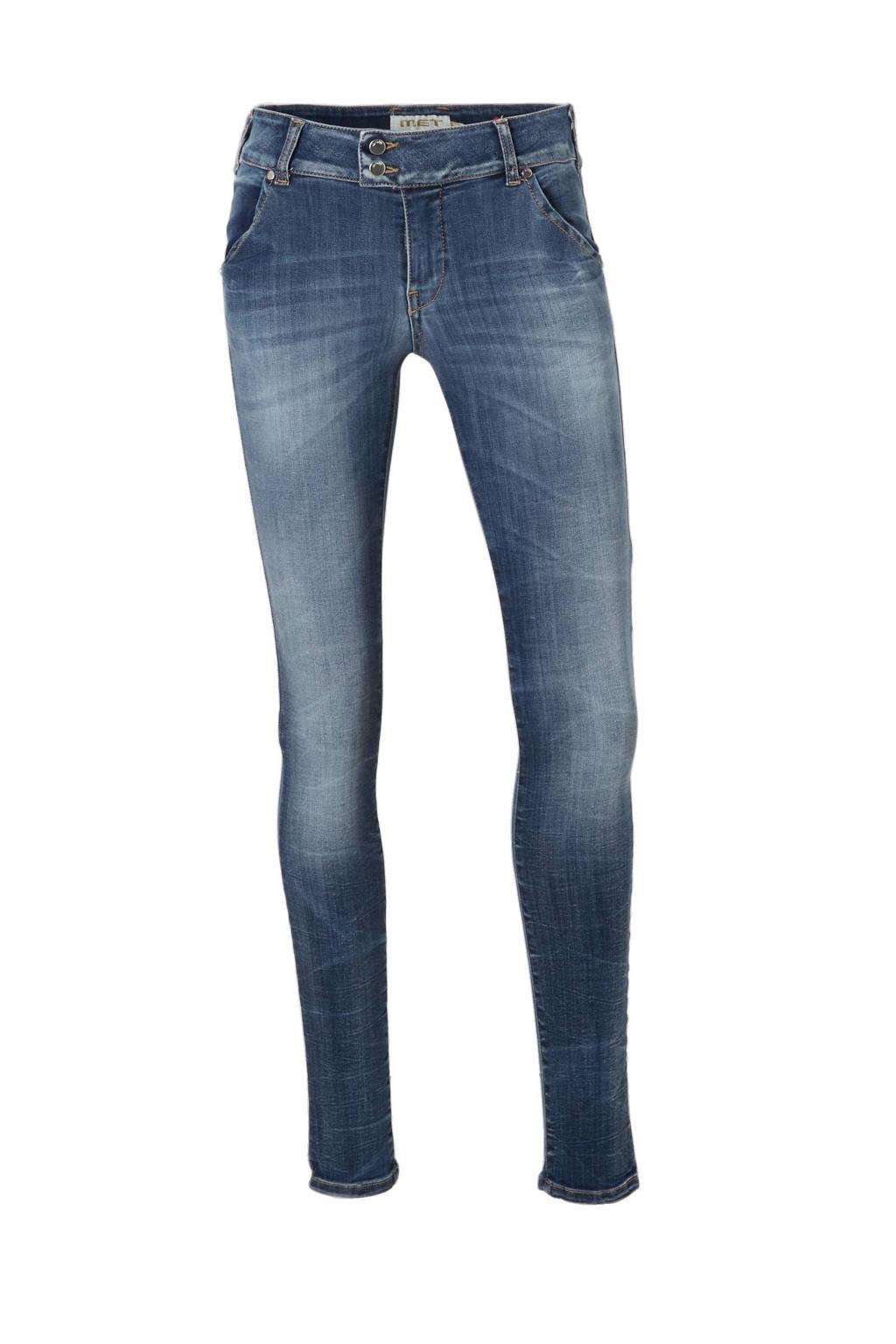 6c054f2b734 X-H-K-FIT/O D1061 medium waist skinny fit jeans