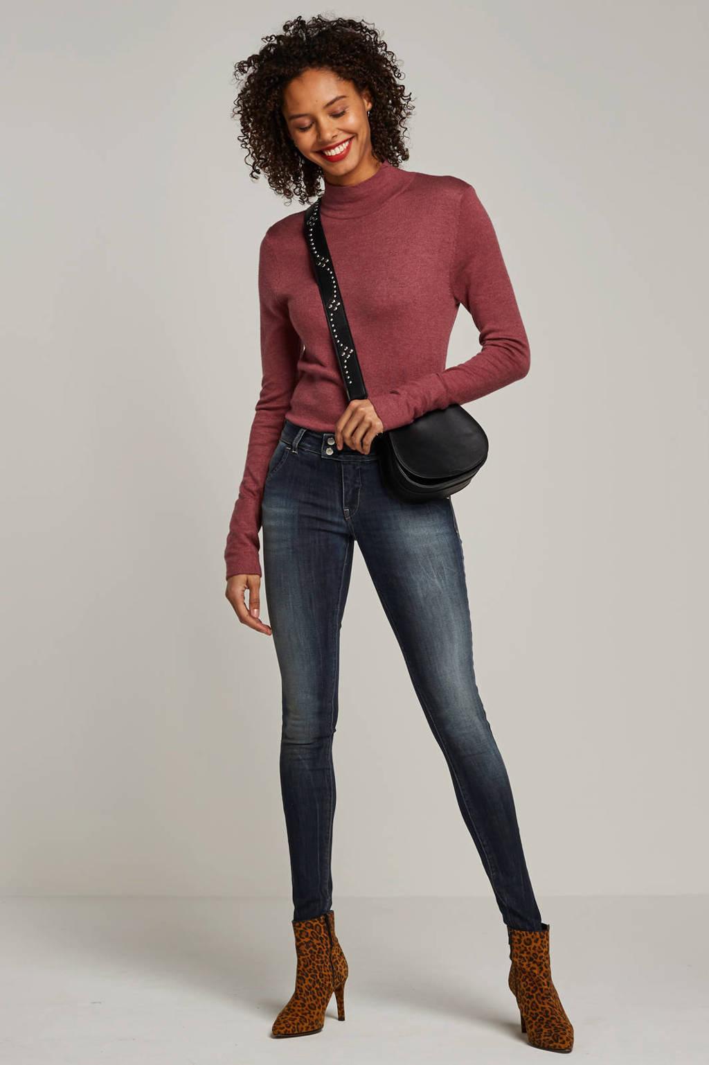 44f3ab06957 MET Jeans X-H-K-FIT/O D1061 medium waist skinny fit jeans | wehkamp