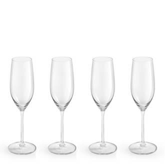 Enology champagneglas (set van 4)