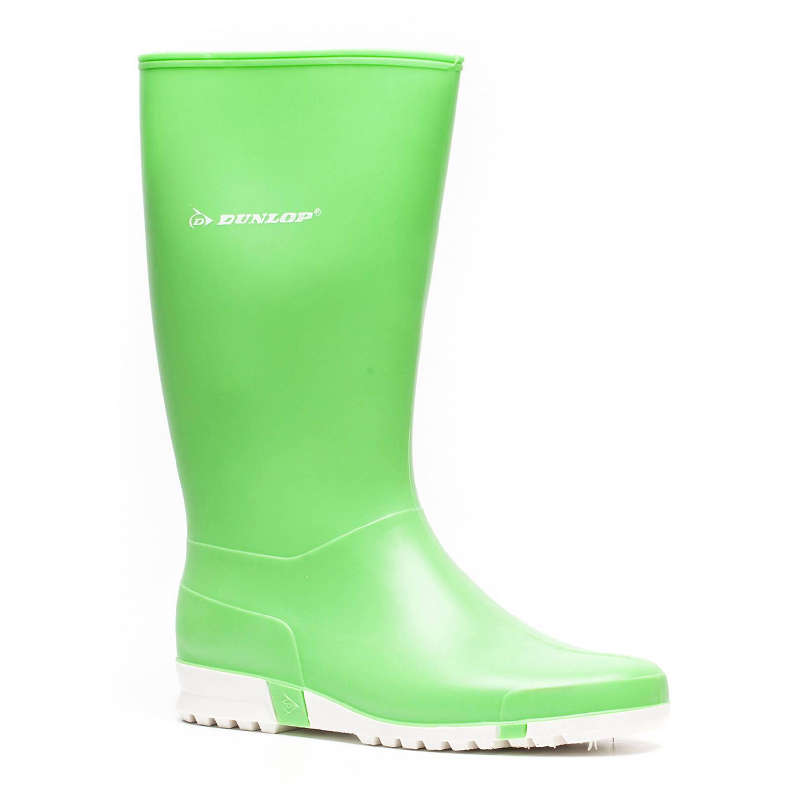 Chaussures Dunlop Vert BLrqF4cV