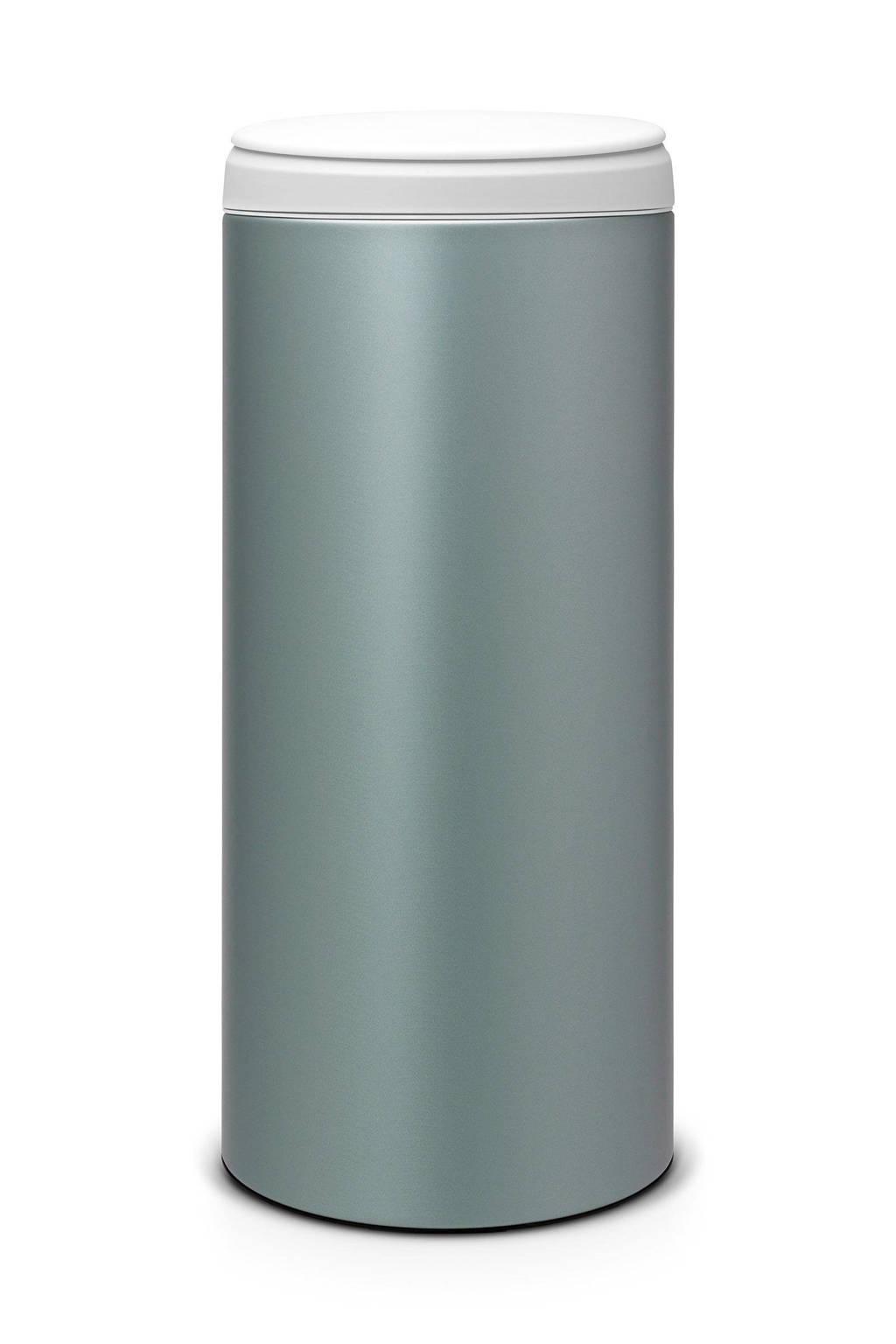 Brabantia FlipBin 30 liter prullenbak, Mint