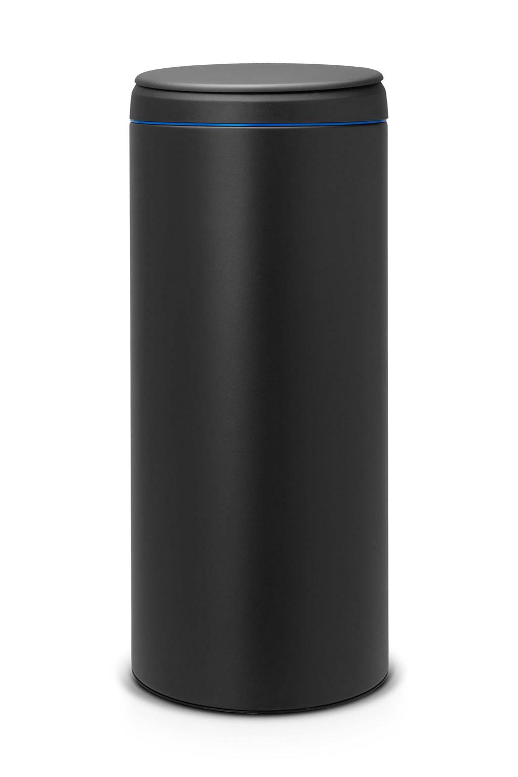 Brabantia FlipBin 30 liter prullenbak, Antraciet