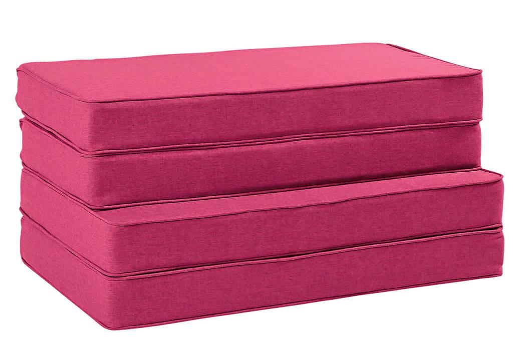 kussenset (set van 4), Roze