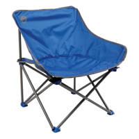 Coleman Kickback campingstoel, blue