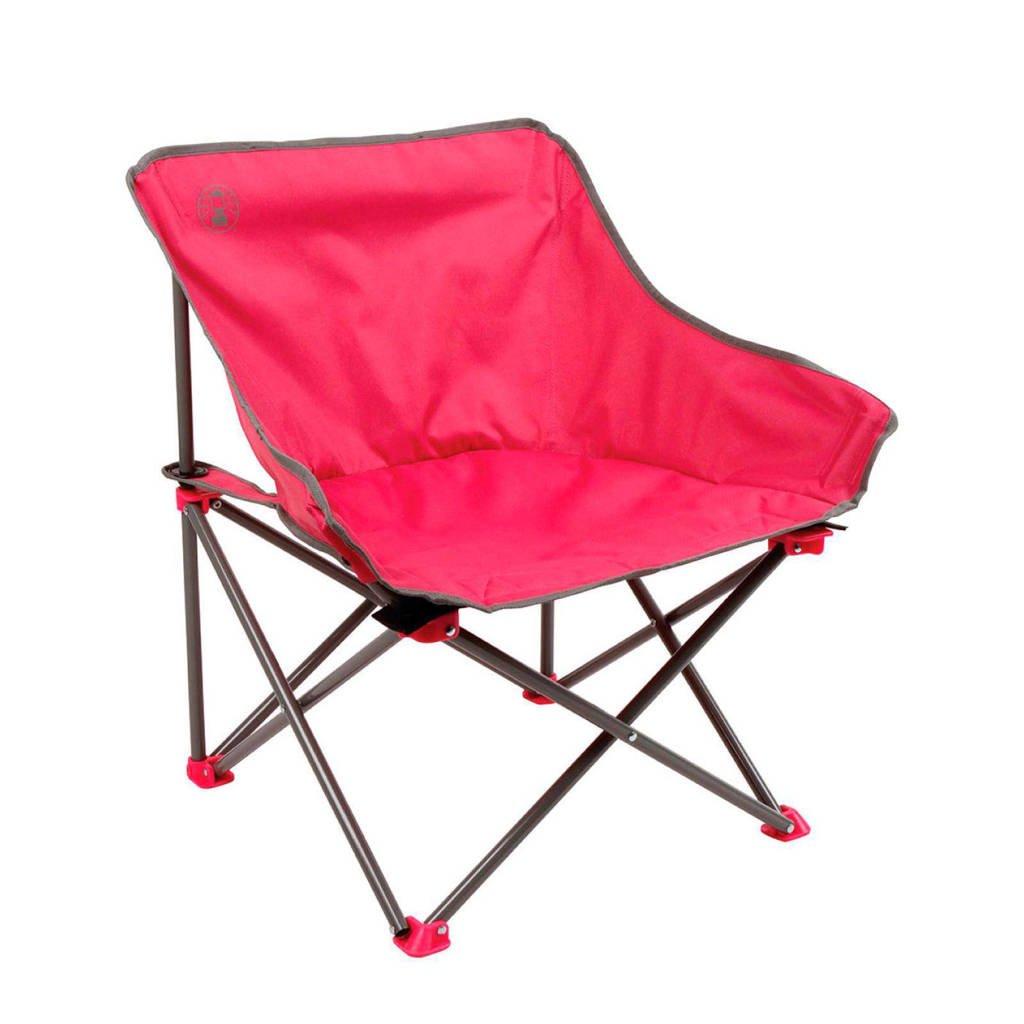 Coleman Kickback campingstoel, Red