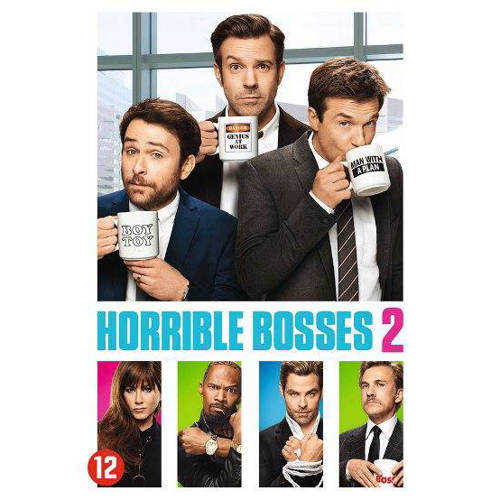 Horrible bosses 2 (DVD) kopen
