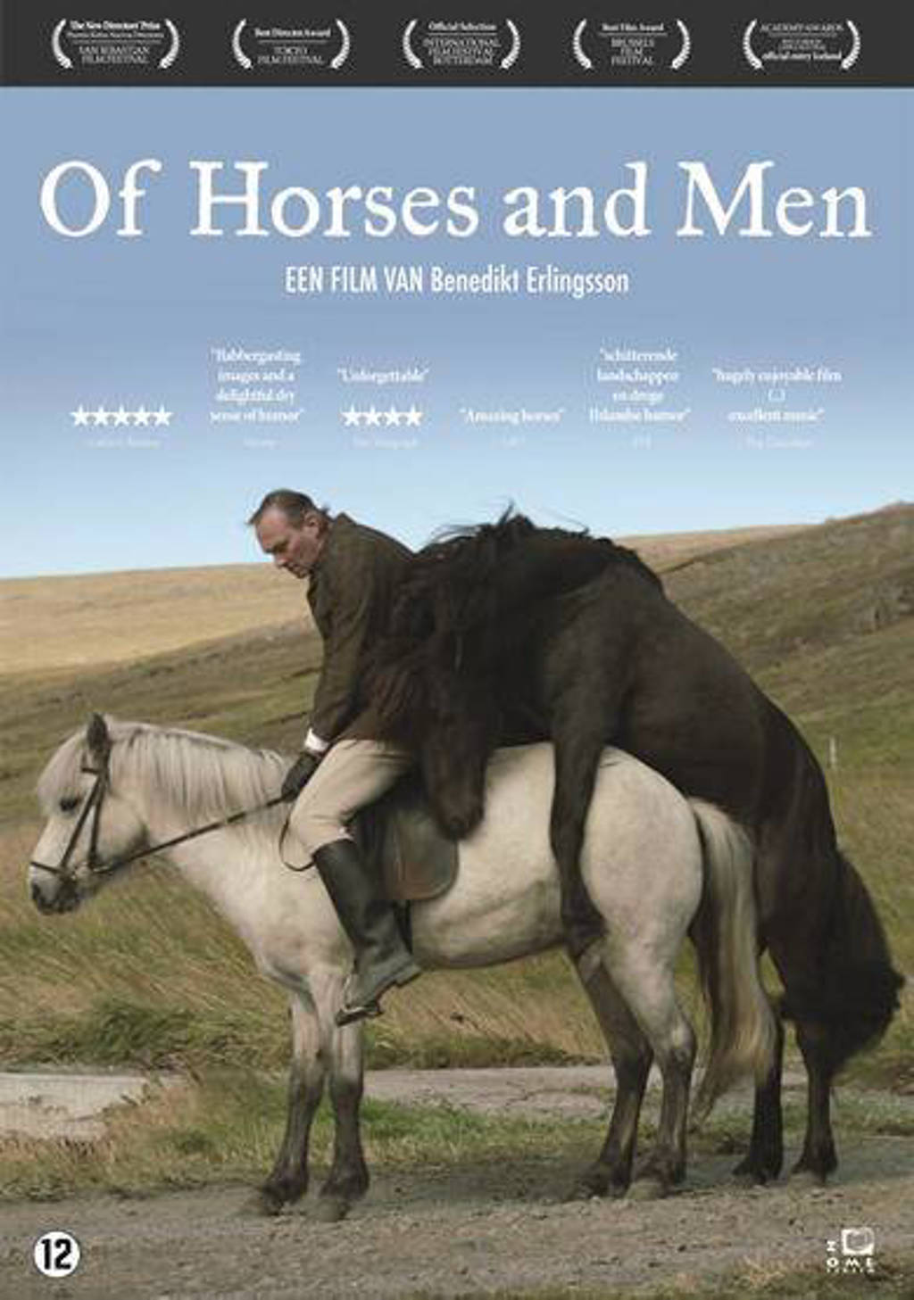 Of horses and men (DVD)