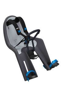 Thule RideAlong Mini fietsstoeltje voor donkergrijs, Dark grey