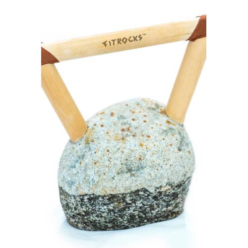 Fitrocks 6 kg kettlebell 6 kg kopen