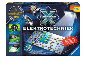 Science X  Ravensburger ScienceX elektrotechniek
