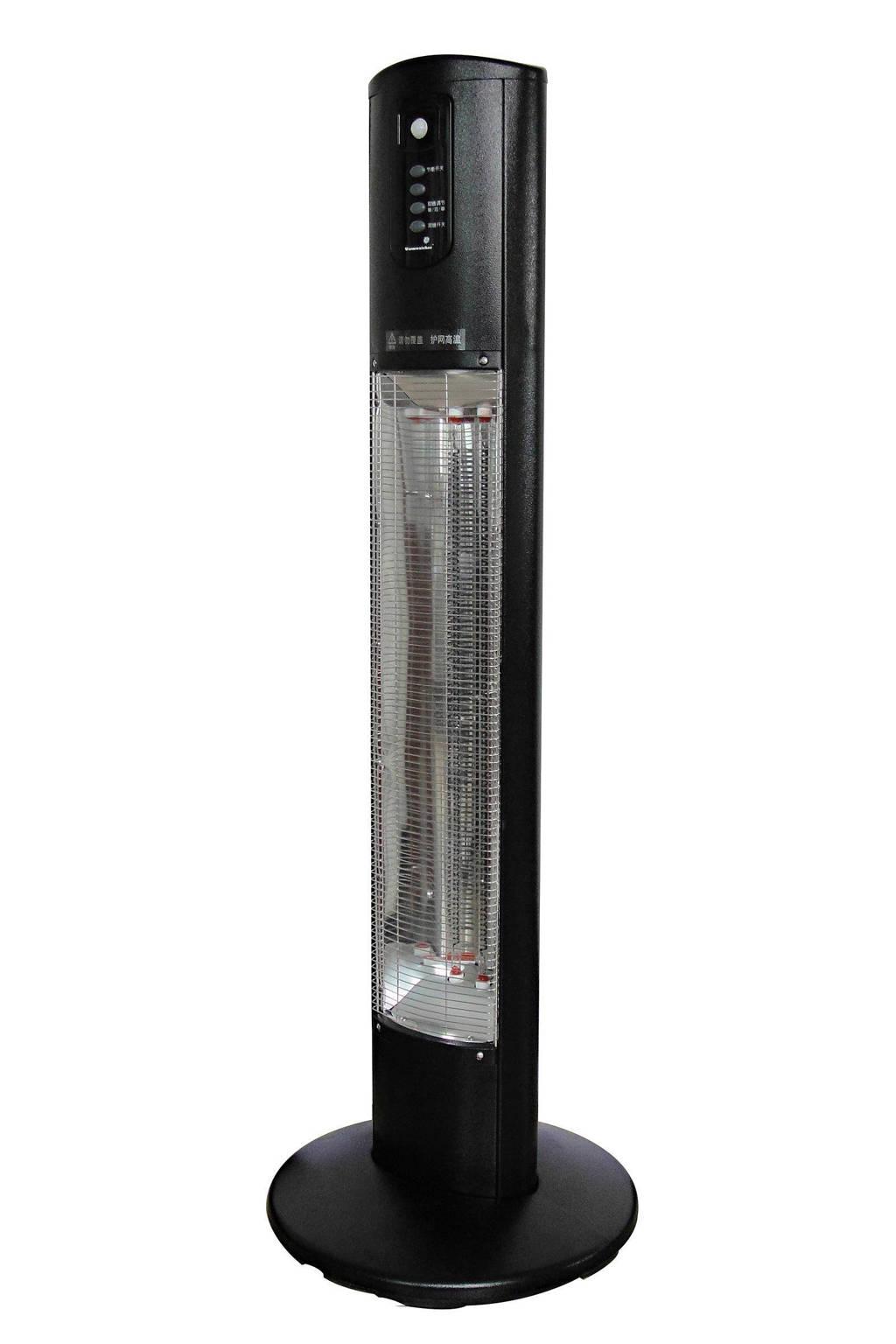 Sunred terrasverwarmer HEL12, Grijs