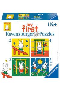 Ravensburger nijntje nijntje mijn eerste  legpuzzel 14 stukjes