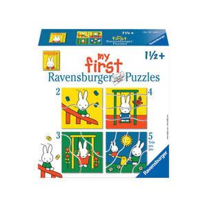 nijntje mijn eerste  legpuzzel 14 stukjes