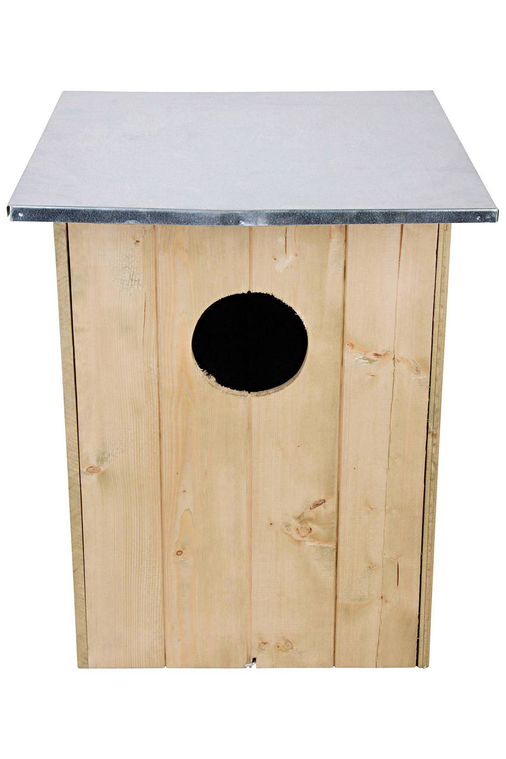 Esschert Vogelhuisje (bosuil), Bruin