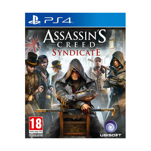 Assassin's Creed Syndicate (PlayStation 4) kopen