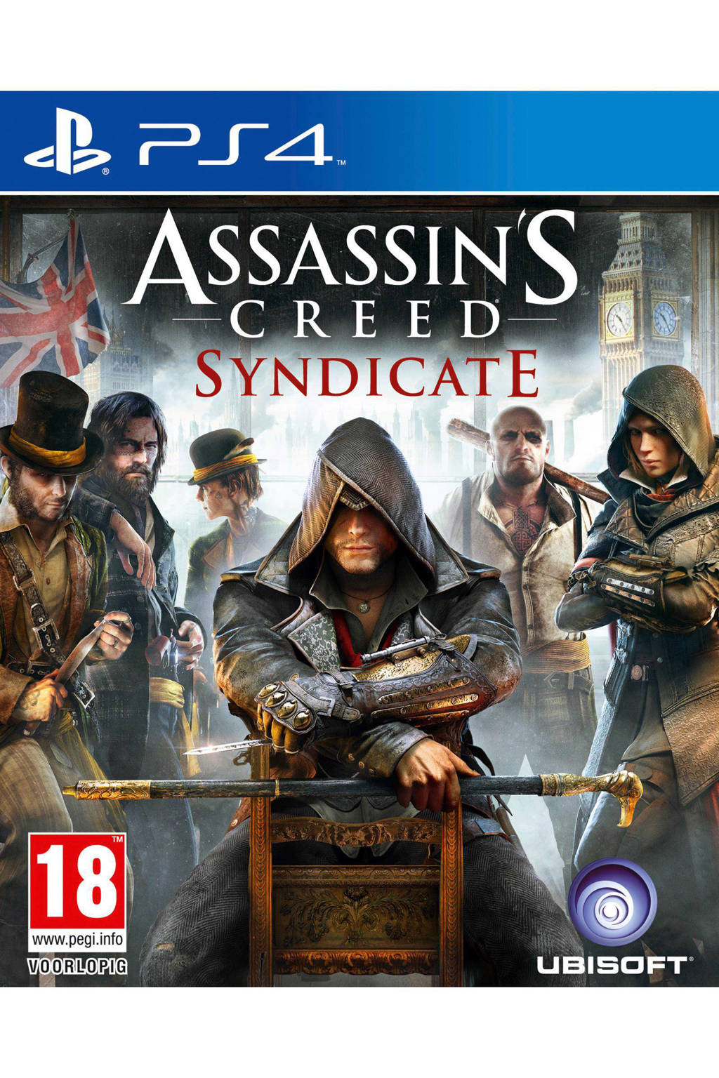 Assassin's Creed Syndicate  (PlayStation 4), Sony PlayStation 4