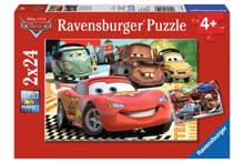 Disney Cars 3 nieuwe avonturen  legpuzzel 48 stukjes