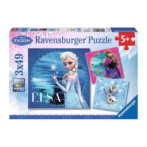 Ravensburger Disney Frozen Elsa Anna en Olaf legpuzzel 147 stukjes kopen