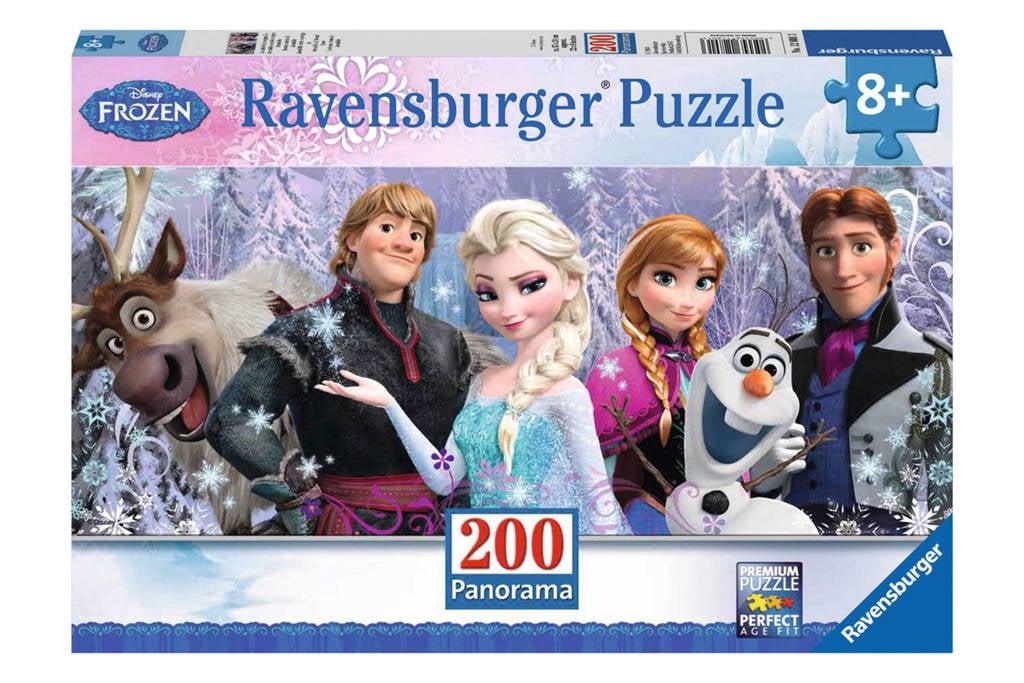 Ravensburger Disney Frozen XXL  legpuzzel 200 stukjes