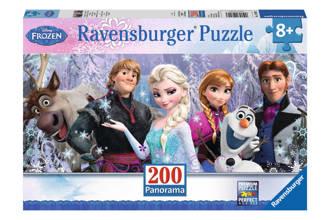Disney Frozen XXL  legpuzzel 200 stukjes