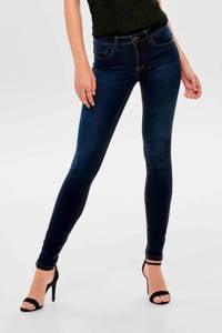 ONLY skinny jeans ONLULTIMATE dark blue denim, Dark blue denim
