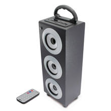 HPG510BT  bluetooth speaker grijs