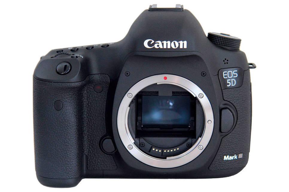 Canon EOS 5D Mark III body spiegelreflex camera