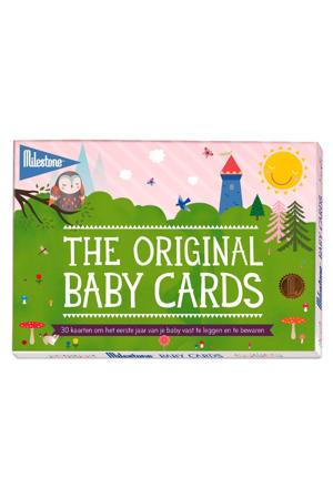 Baby fotokaarten (30 stuks)