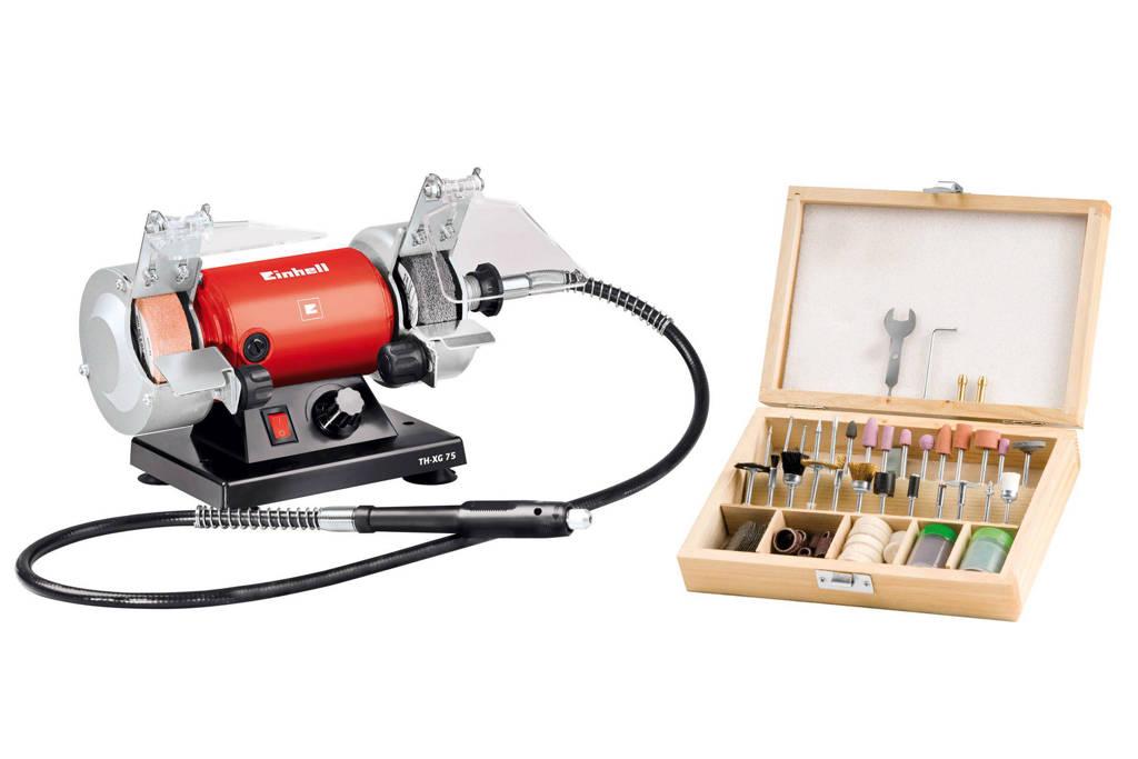 Einhell TH-XG 75 Kit werkbankslijper