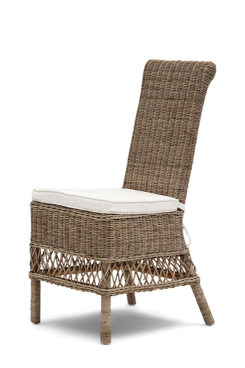 Rieten Eetkamerstoelen Riviera Maison.Eetkamerstoel St Malo Dining Chair
