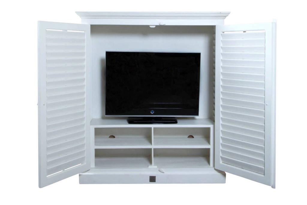 Flatscreen Tv Meubel.Riviera Maison Tv Meubel New Orleans Wehkamp