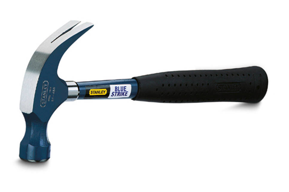 stanley diy blue strike hamer wehkamp
