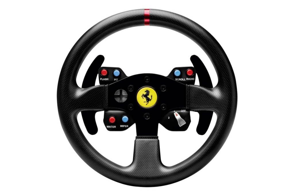 Thrustmaster Ferrari GTE racestuur Add-On (PS4/PS3/Xbox One/Xbox 360/PC )