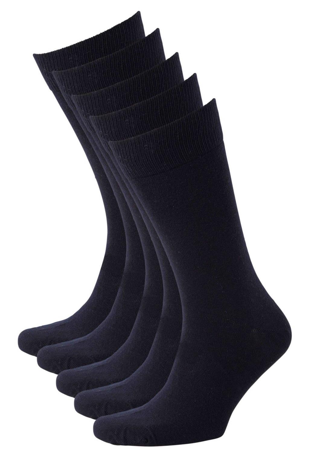 whkmp's own sokken (5 paar), Marine