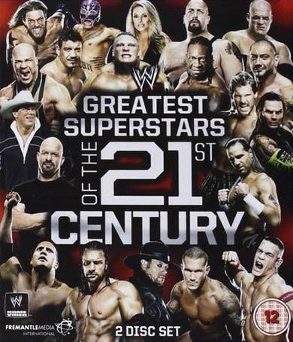 WWE - Greatest Superstars of the 21st Century (Blu-ray)