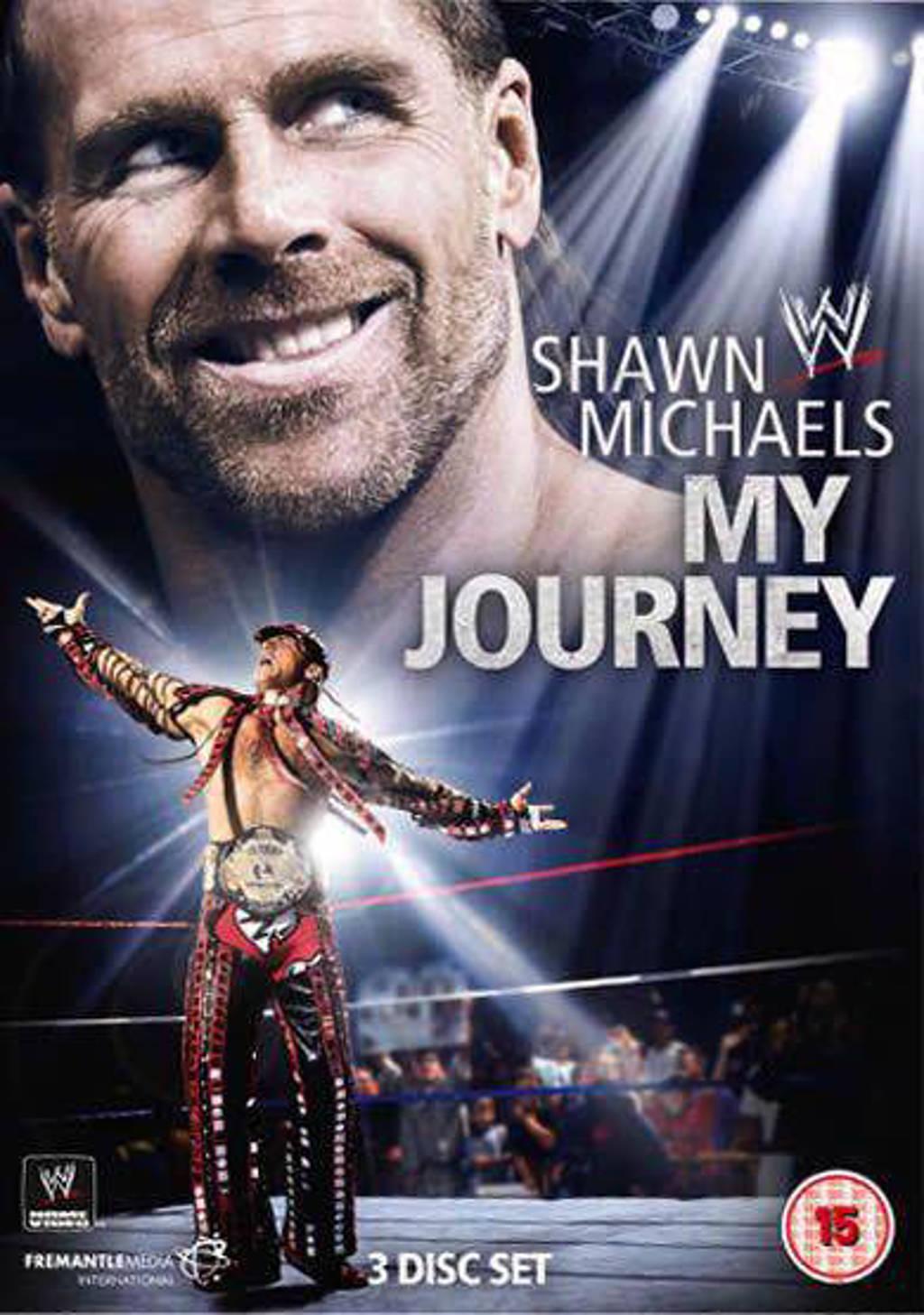 WWE - Shawn Michaels - My Journey (DVD)