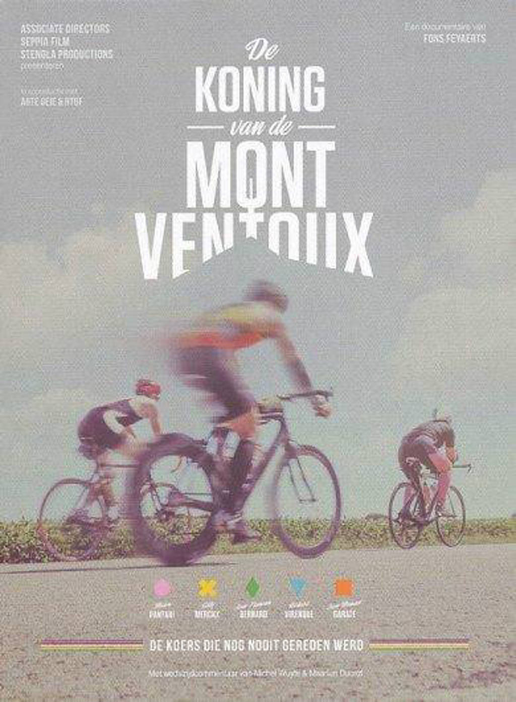 Koning van de Mont Ventoux (DVD)