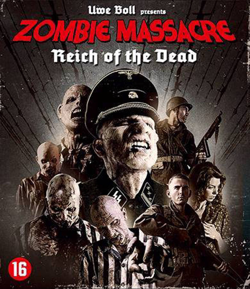 Zombie massacre 2 - Reich of the dead (Blu-ray)