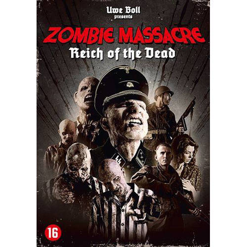 Zombie massacre 2 - Reich of the dead (DVD) kopen
