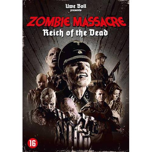 Zombie massacre 2 - Reich of the dead (DVD) kopen