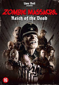 Zombie massacre 2 - Reich of the dead (DVD)