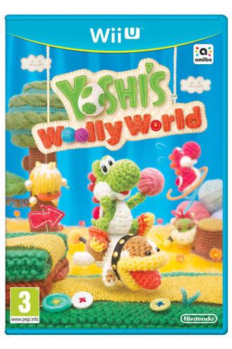 Yoshis woolly world (Nintendo Wii U)