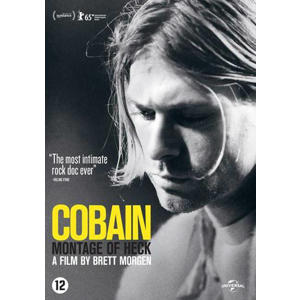 Cobain- Montage of heck (DVD)