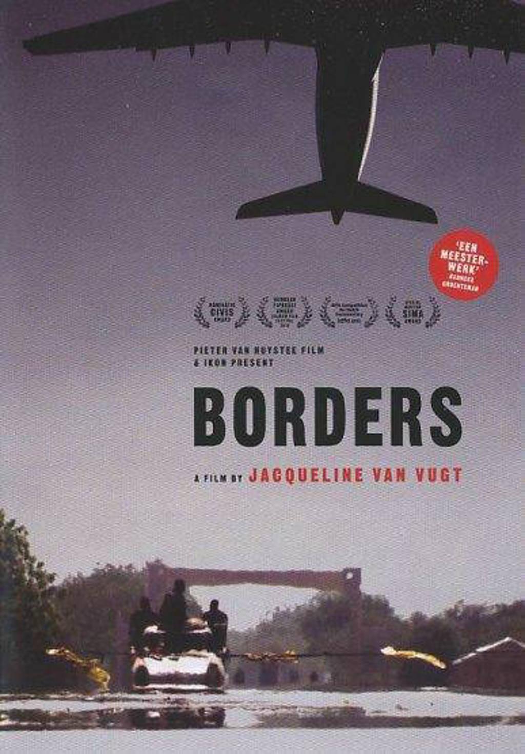 Borders (DVD)