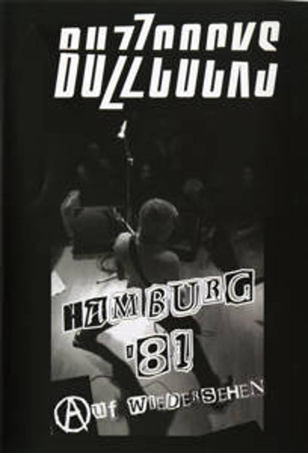 Buzzcocks - Hamburg'81-Auf Wiedersehen (DVD)