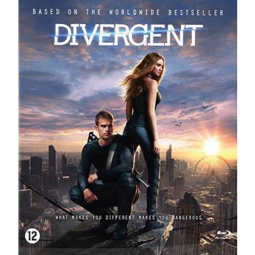 Divergent (Blu-ray) kopen