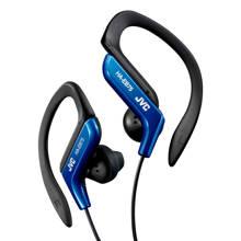 HA-EB75 sport in-ear koptelefoon blauw