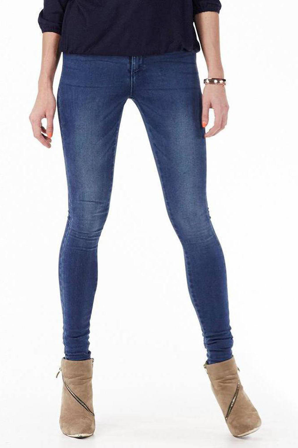 ONLY royal high skinny jeans PIM504, Medium blue denim
