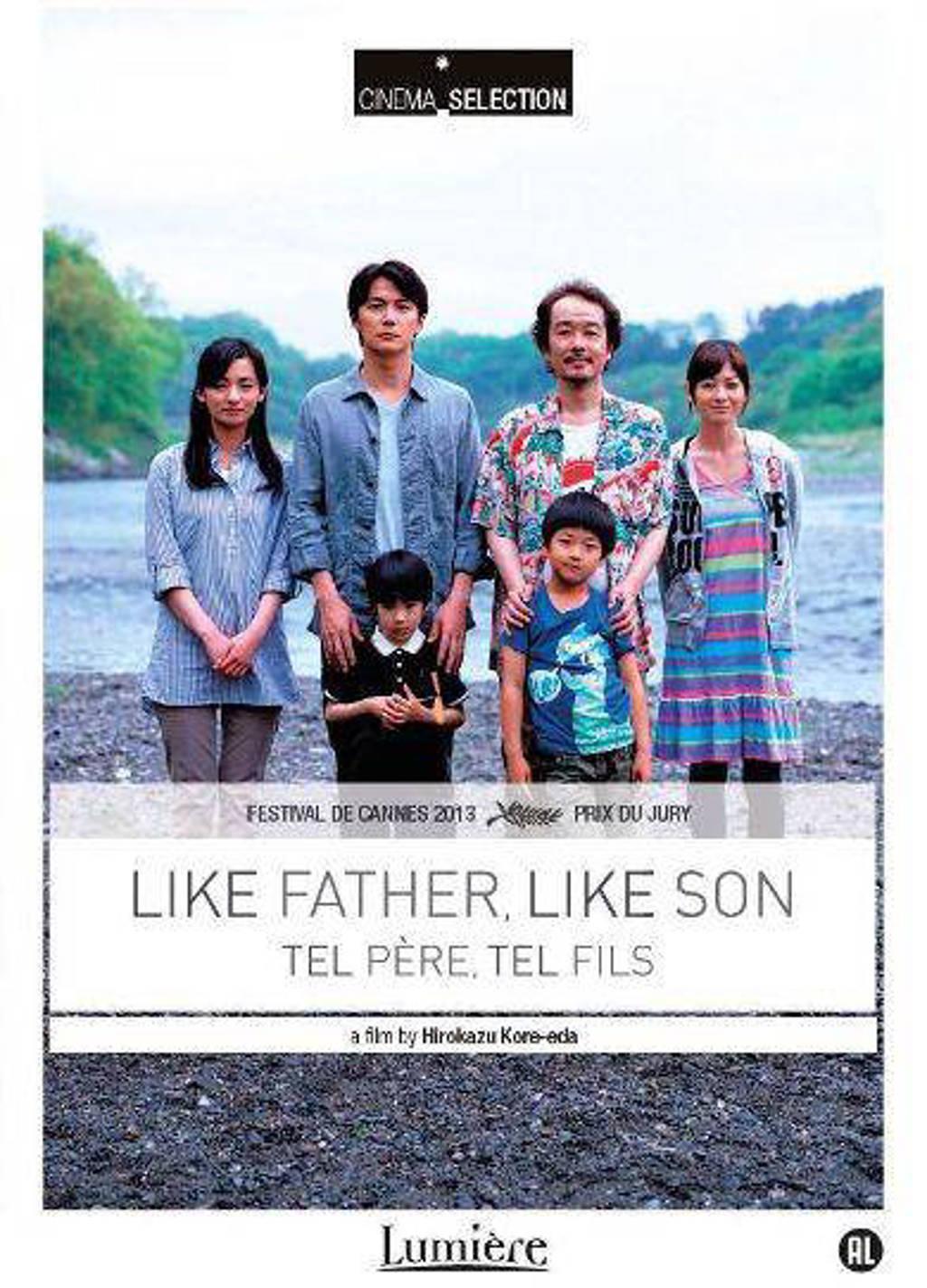 Like father like son (DVD)