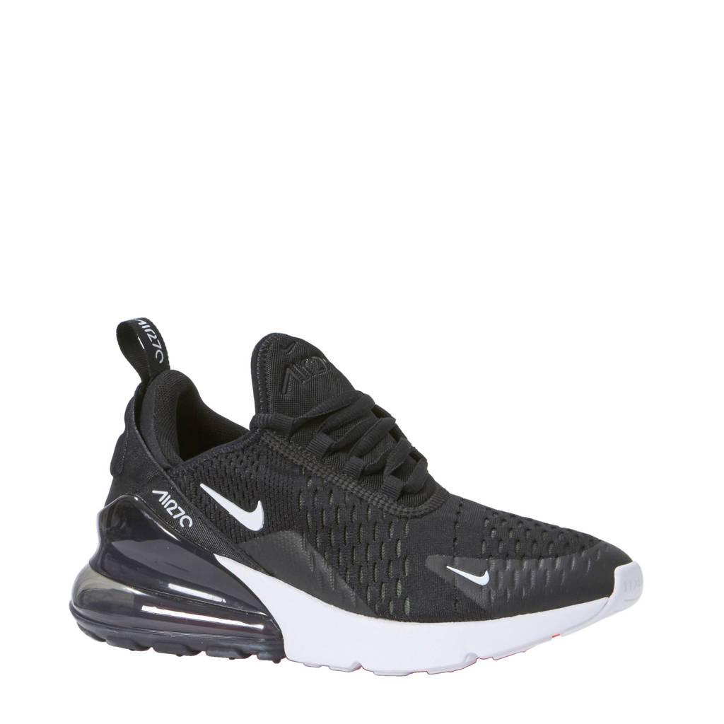 Nike Air Max 270 sneakers, Zwart/wit